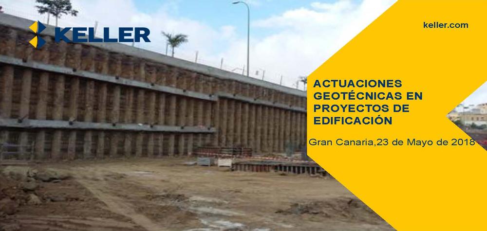 Actuaciones geotécnicas en proyectos de edificación