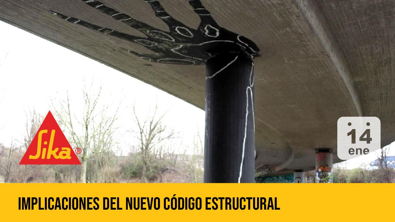 Jornada Sika. Implicaciones del nuevo Código Estructural