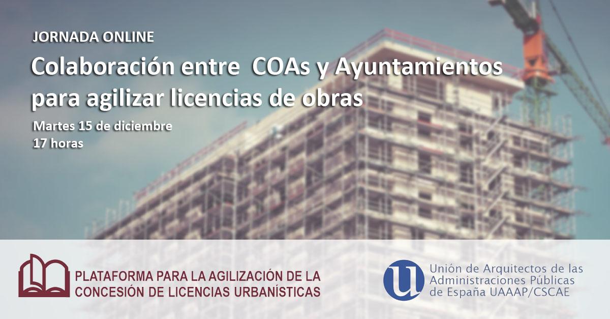 Jornada sobre agilización de licencias