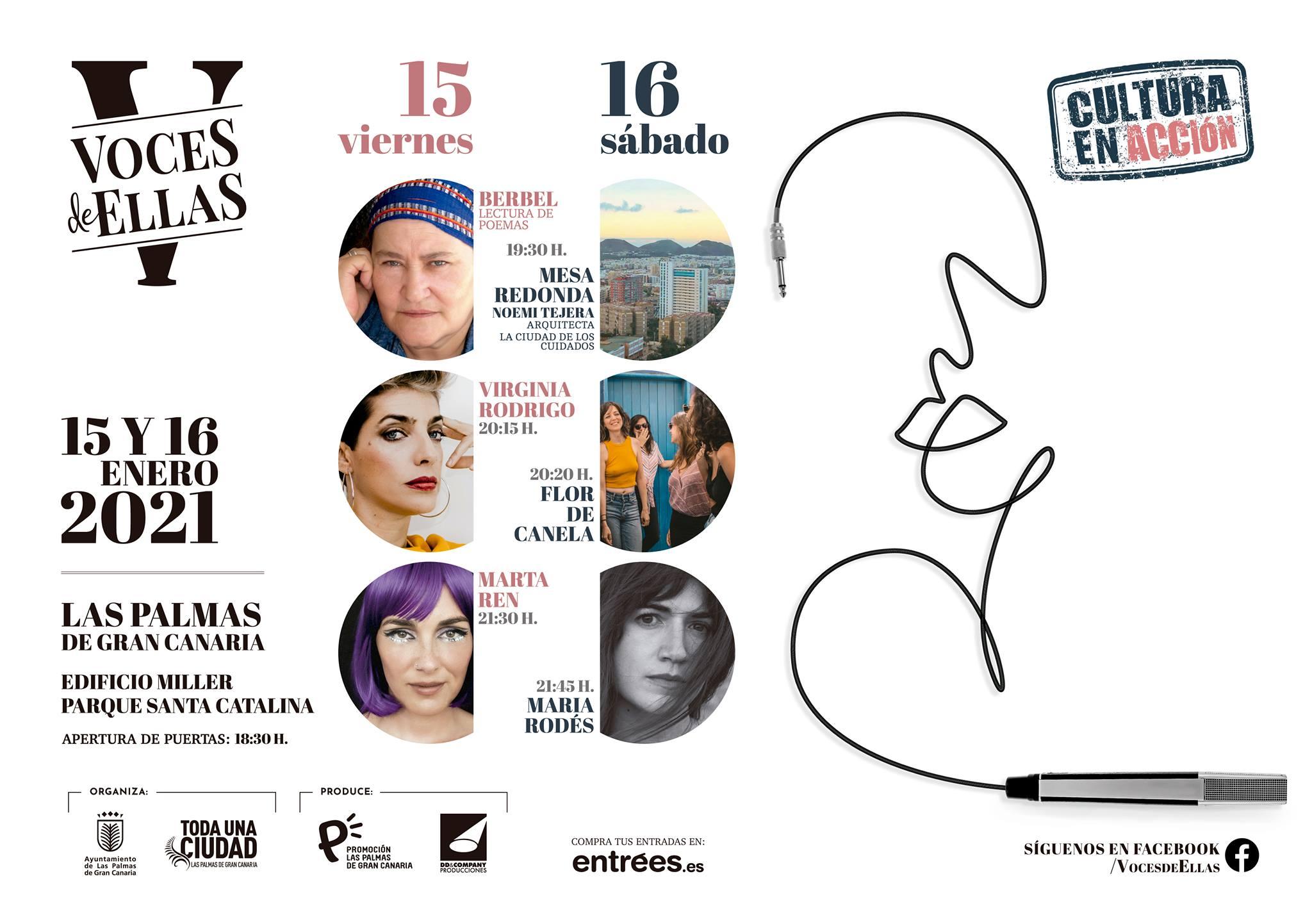 Festival Voces de Ellas