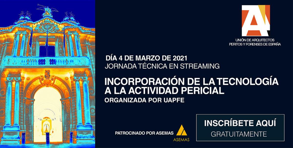 Jornada 'Incorporación de la tecnología a la actividad pericial'